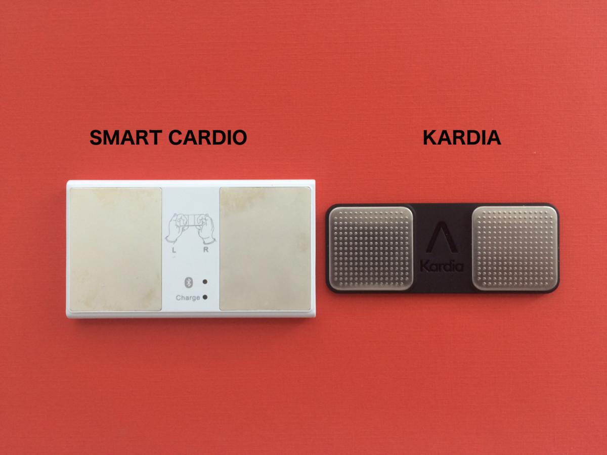 Mini ecg per smartphone a confronto: Smart Cardio vs Kardia