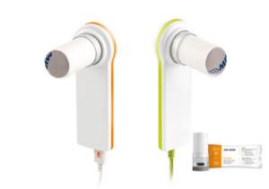 le differenze tra gli spirometri MIR Minispir e MIR Minispir Light a livello hardware