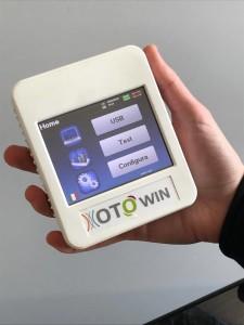 corpo audiometro portatile usb per pc e mac otowin