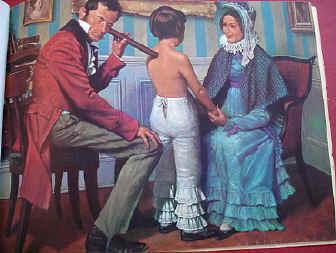 rudimentale stetoscopio