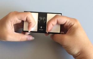 smartcardio mini ecg palmare per telemedicina