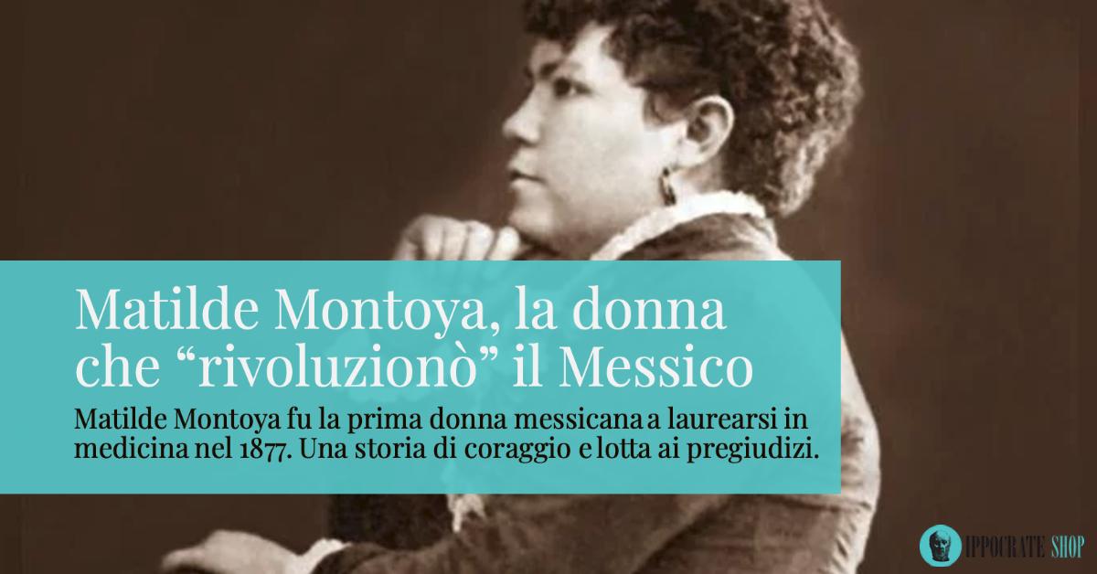 """Matilde Montoya, la donna che """"rivoluzionò"""" il Messico"""